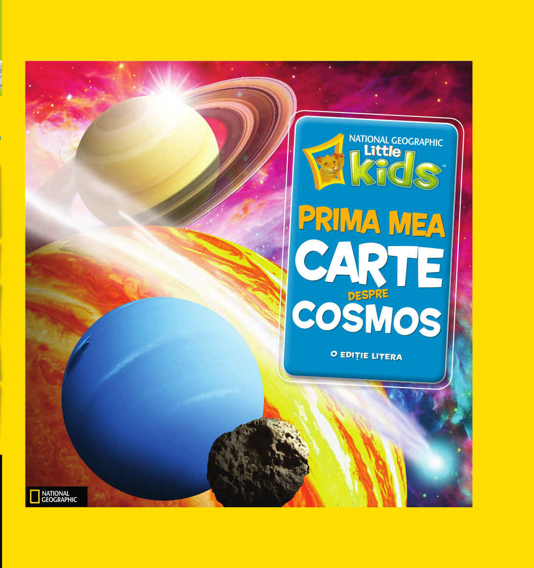 Prima mea carte despre cosmos imagine 2021
