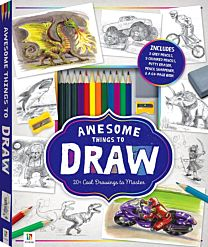 Awesome Things to Draw. 20+ Cool Drawings to Master
