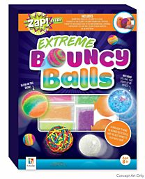Zap! Extra. Extreme Bouncy Balls