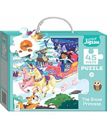 Junior Jigsaw Small: The Snow Princess (Series 3)