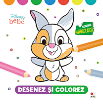 Disney Bebe. Desenez și colorez