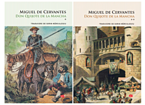 Set Don Quijote de la Mancha (2 volume)