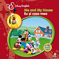 Disney English. Eu și casa mea/Me and my House. My First Words in English