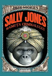 Sally Jones - Maimuța criminalului