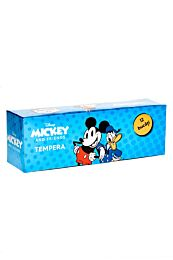 Tempera Disney Mickey & Friends, 12 bucati