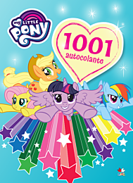 My Little Pony. 1001 autocolante