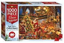 Christmas 1000-Piece Jigsaw: The Night Before Christmas