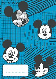 Caiet dictando A5, 64 de file, Mickey Mouse