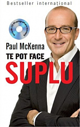 Te pot face suplu (Carte + CD)
