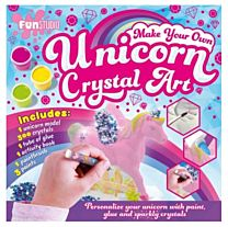 Fun Studio: Make Your Own Unicorn Crystal Art