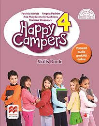 Happy Campers. Skills Book. Clasa a IV-a