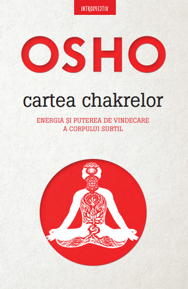 Osho. Cartea chakrelor imagine 2021