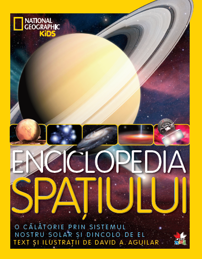 Enciclopedia spațiului imagine 2021